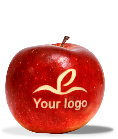 Personalized apples